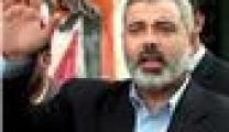 رئيس الوزراء إسماعيل هنية يلتقي وفدا من اللجنة الوطنية لإحياء يوم الأسير