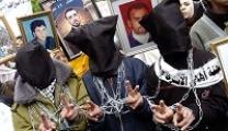 فى ذكرى يوم الأسير العربى 22/7 ** وزارة الأسرى: إسرائيل تستخدم المعتقلين العرب كرهائن سياسيين/ 55 أس