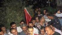 جمعية الاسرى والمحررين تستقبل الاسير خالد عساكرة