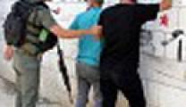 الأسرى الأطفال في السجون الإسرائيلية