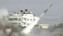 صاروخ قسام  بالقرب من شديروت وسرايا القدس تتبنى اطلاقه