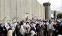 منظمة إسرائيلية: الجدار الفاصل عزل ربع مليون فلسطيني في جيوب