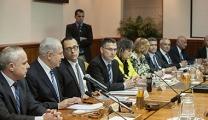 الحكومة الإسرائيلية تصادق على قانون الاستفتاء العام