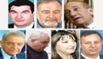 أبرز السياسيين الإسرائيليين المتورطين في فضائح ( مضايقات جنسية وسرقات)